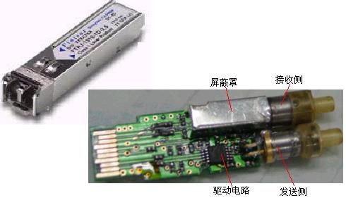 单元电子电路模块